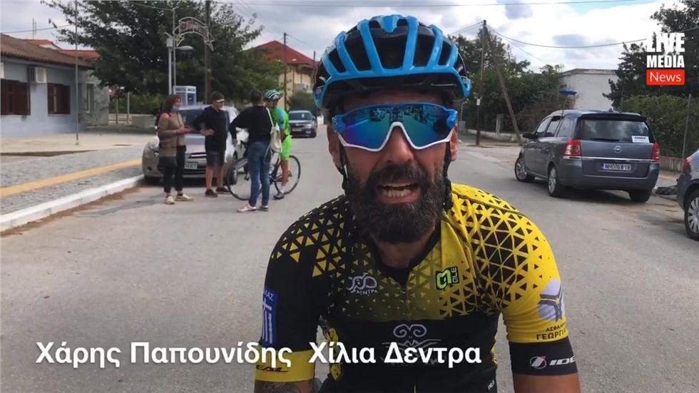 Η μέρα της ταχύτητας! Πρωτάθλημα Ποδηλασίας Μακεδονίας- Θράκης....