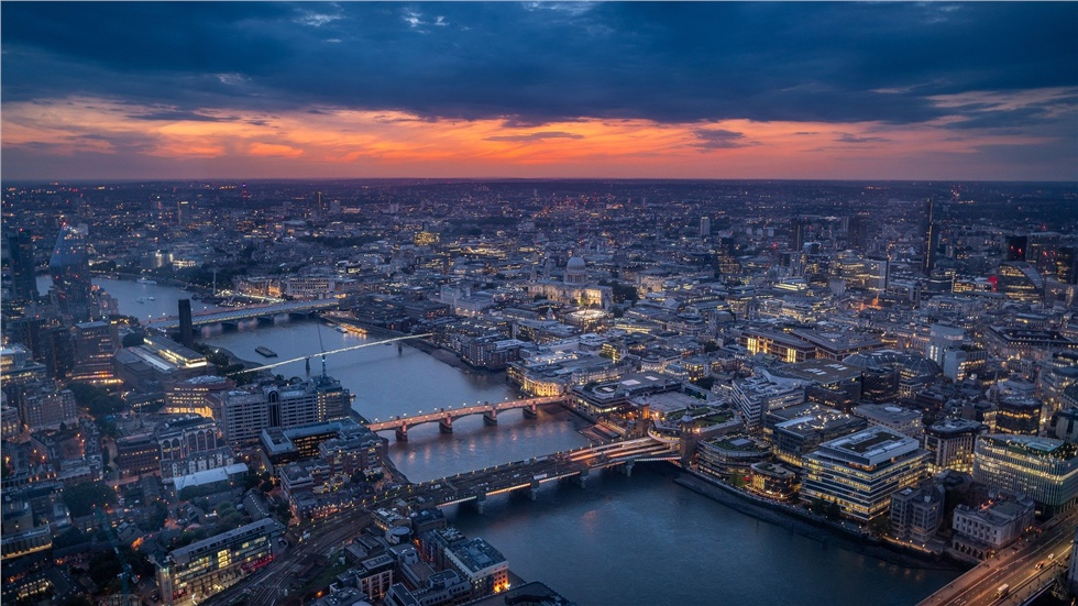 New data shows 'dramatic' improvement in London's air quality...