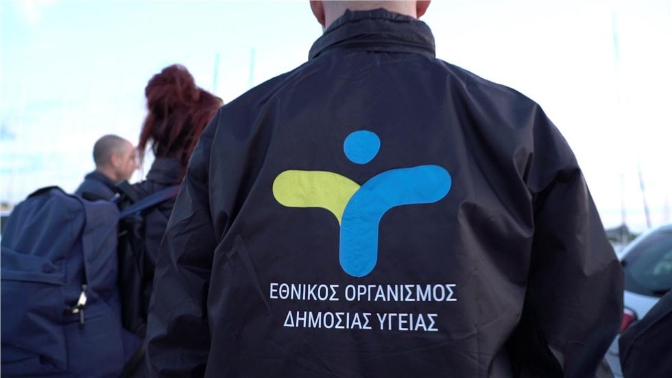 Ιωάννινα: Έξι κινητές μονάδες του ΕΟΔΥ πραγματοποιούν rapid τεστ...