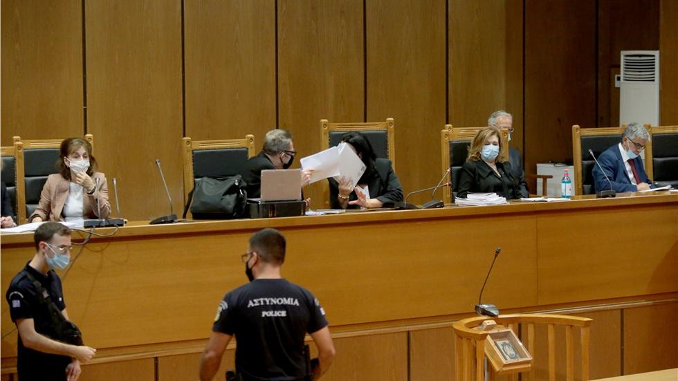 Δίκη Χρυσής Αυγής: Η ώρα των ποινών σήμερα το μεσημέρι