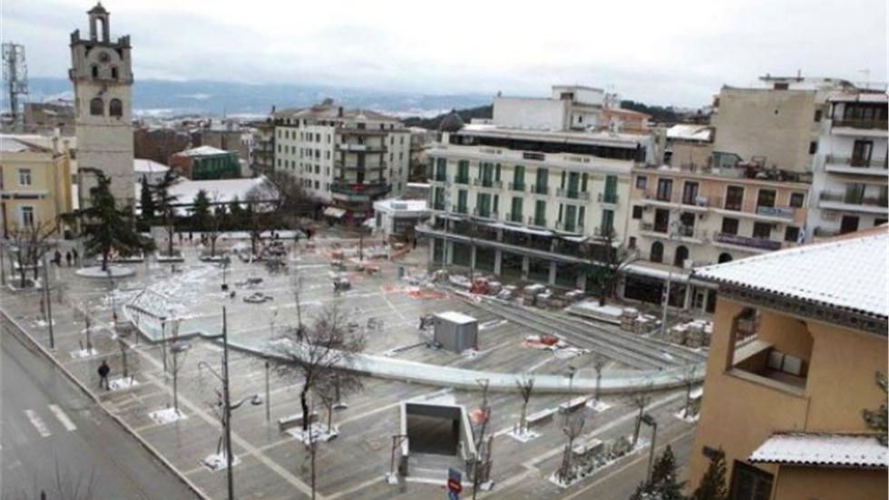 Στο επίπεδο συναγερμού αυξημένου κινδύνου τίθεται η Κοζάνη - Έκτακτα περιοριστικά μέτρα από την Παρασκευή