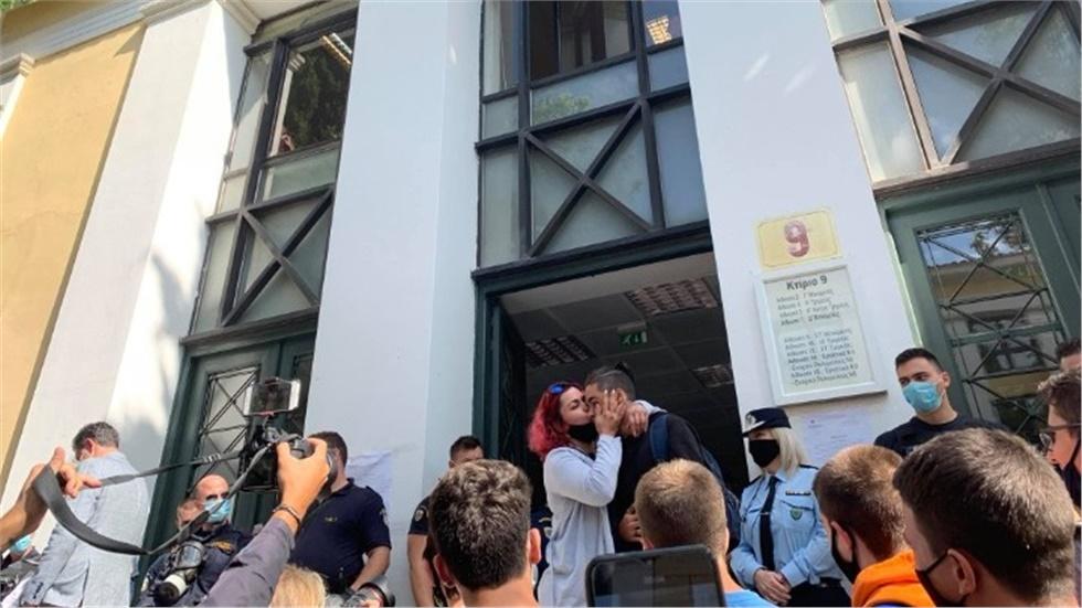 Ελεύθεροι οι μαθητές που συνελλήφθηκαν στο εκπαιδευτικό συλλαλητήριο...