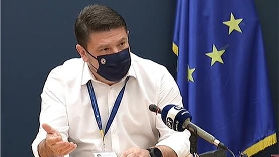 Ν.Χαρδαλιάς: «Επιθετική έξαρση του ιού στην Καστοριά»