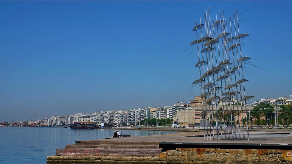 Θεσσαλονίκη: Εντείνονται τα μέτρα για τον κορονοϊό στον κεντρικό...