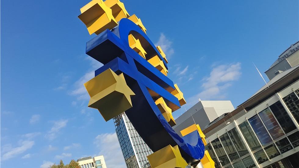 Στο 95,1% του ΑΕΠ εκτινάχθηκε το δημόσιο χρέος στην Ευρωζώνη...