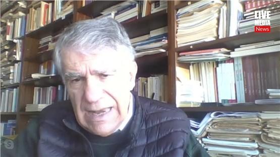 Γιώργος Κοντογιώργης:Μετά την κρίση του κορονοϊού θα αναδειχτεί μια νέα συλλογικότητα τηςτεχνολογίας