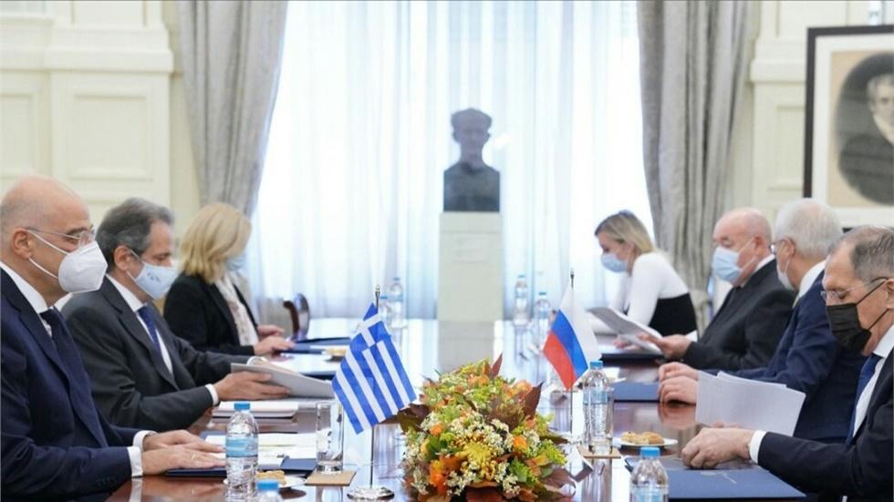 Κοινές δηλώσεις Ν.Δένδια- Σ. Λαβρόφ: Δικαίωμα της Ελλάδος η επέκταση...