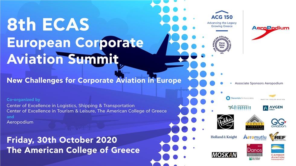 8th European Corporate Aviation Summit