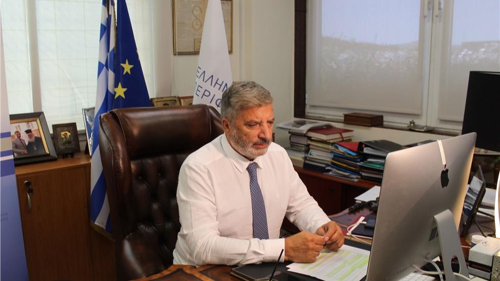 Κορονοϊός: Έκτακτη σύσκεψη του ΙΣΑ και της Περιφέρειας Αττικής...
