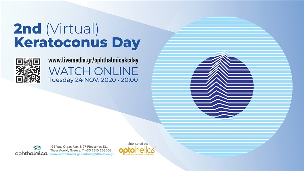 2nd Virtual Ophthalmica Keratoconus Day