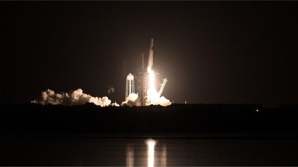 Space X και NASA έγραψαν ιστορία με την εκτόξευση ενός «κουαρτέτου»...