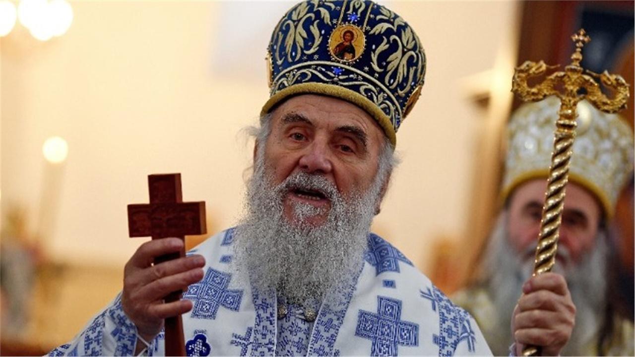 Απεβίωσε ο Πατριάρχης των Σέρβων Ειρηναίος από επιπλοκές του κορονοϊού