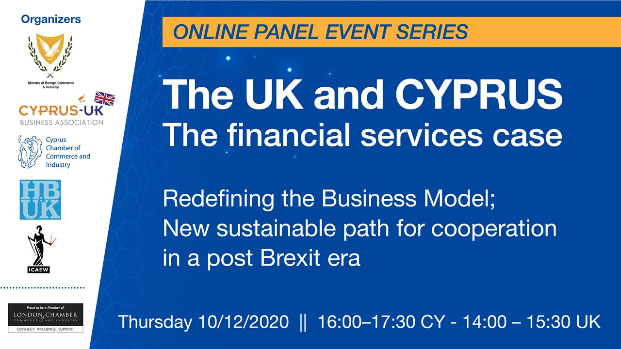 The UK and CYPRUS the financial services case