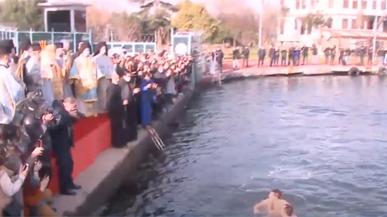Κωνσταντινούπολη: Με λαμπρότητα εορτάστηκαν τα Θεοφάνεια στο Φανάρι (Βίντεο)