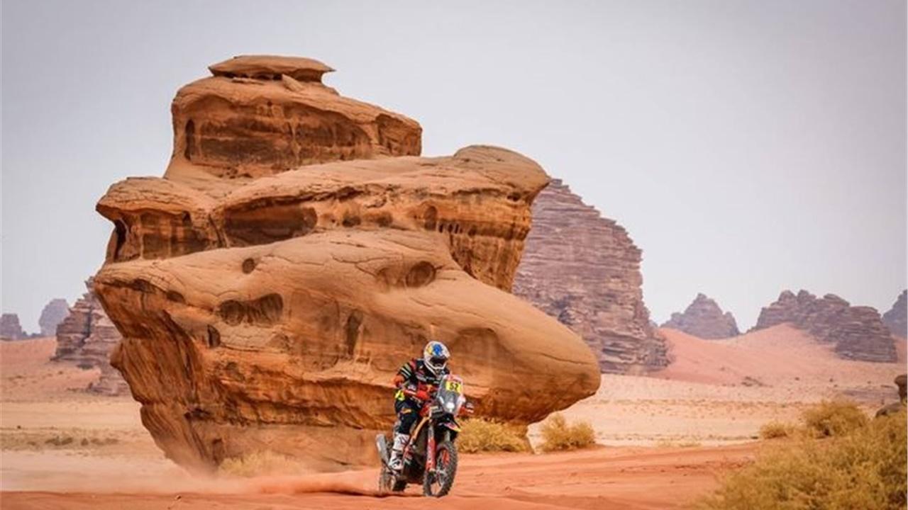 Rally Dakar 2021    stage 10   Γλυκόπικρη μέρα για τη Honda ...