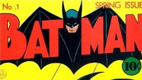 Το πρώτο τεύχος του κόμικ Batman πωλήθηκε έναντι 2,2 εκατομμυρίων...