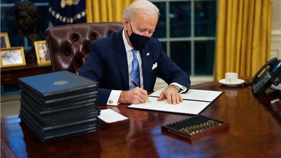 Ακυρώθηκε με διάταγμα Μπάιντεν η διαδικασία αποχώρησης των ΗΠΑ...