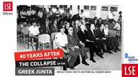 40 Years after the collapse of the junta. Reflections on its...