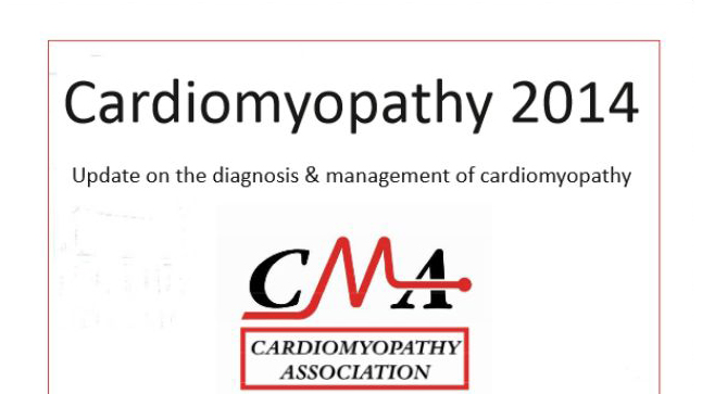 Congresses | Cardiomyopathy 2014