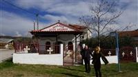 Η παλαιότερη εκκλησία του χωριού, ο Άγιος Αντώνιος.