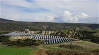 Ηλιακό πάρκο στον Άγιο Αντώνιο.
