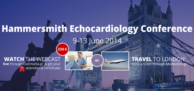 Hammersmith Echocardiology Conference 2014