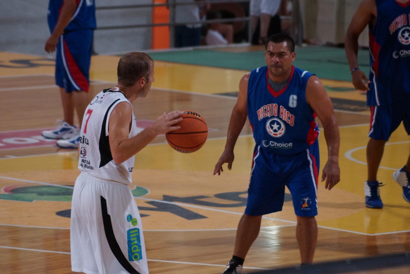 ALEXANDRION 1| M40+ | EQUIPO NACIONAL PUERTO RICO - BARONS LATVIA