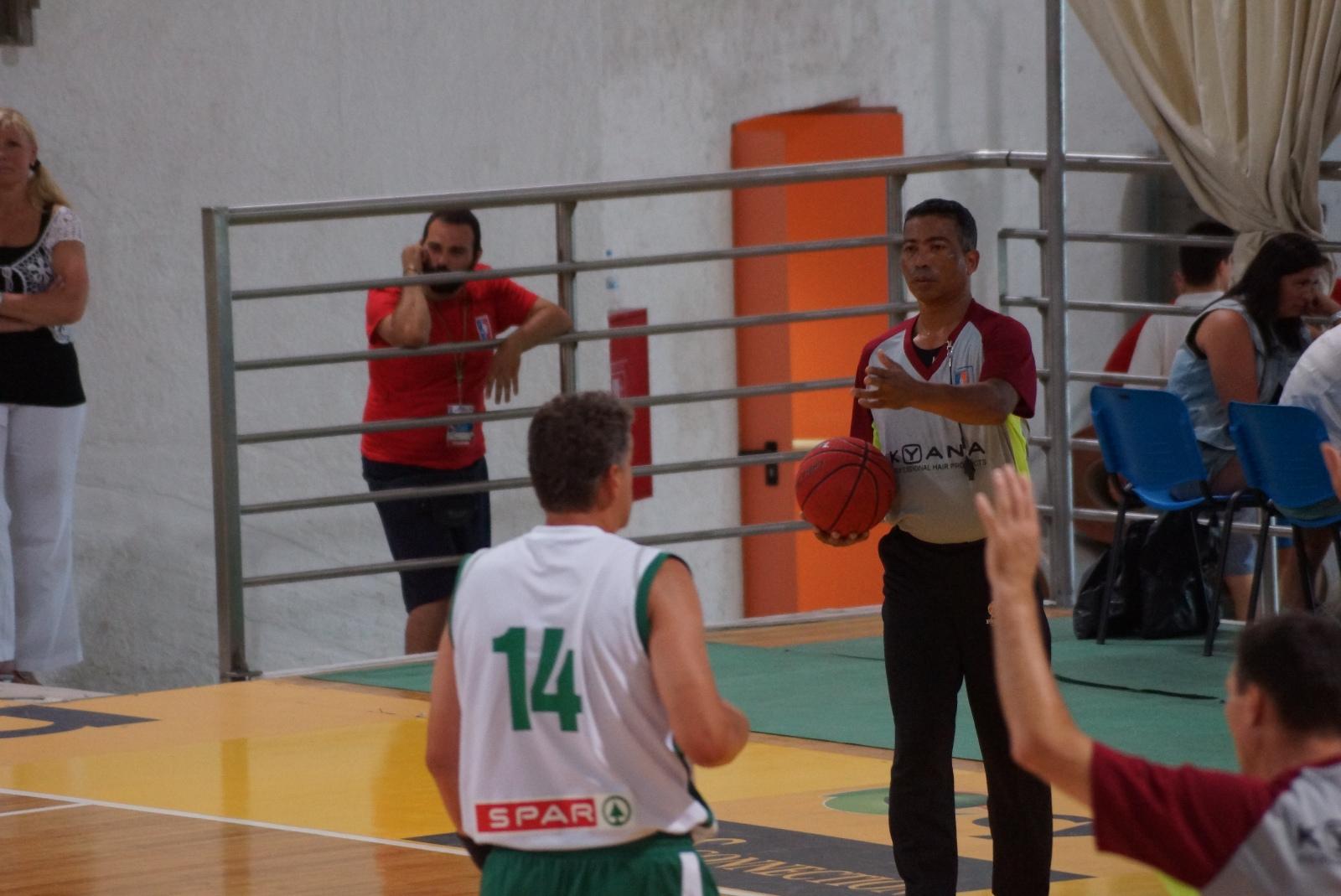 ALEXANDRION 1 |M50+ |LUXURIS SLOVENIA B - CHILE