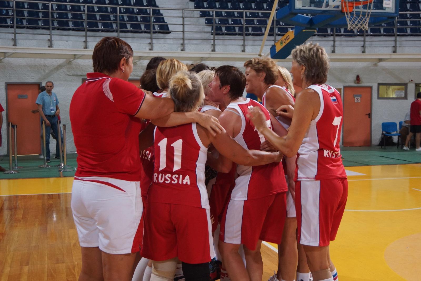 ALEXANDRION 1 | F50+ | POLSKA POLAND - MOSCOW RUSSIA A | Final