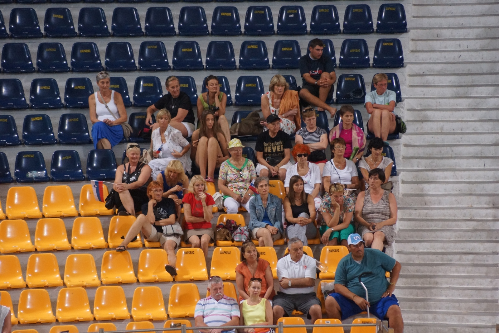 ALEXANDRION 1 |  M50+ |ITALY - LUXURIS SLOVENIA B | Final
