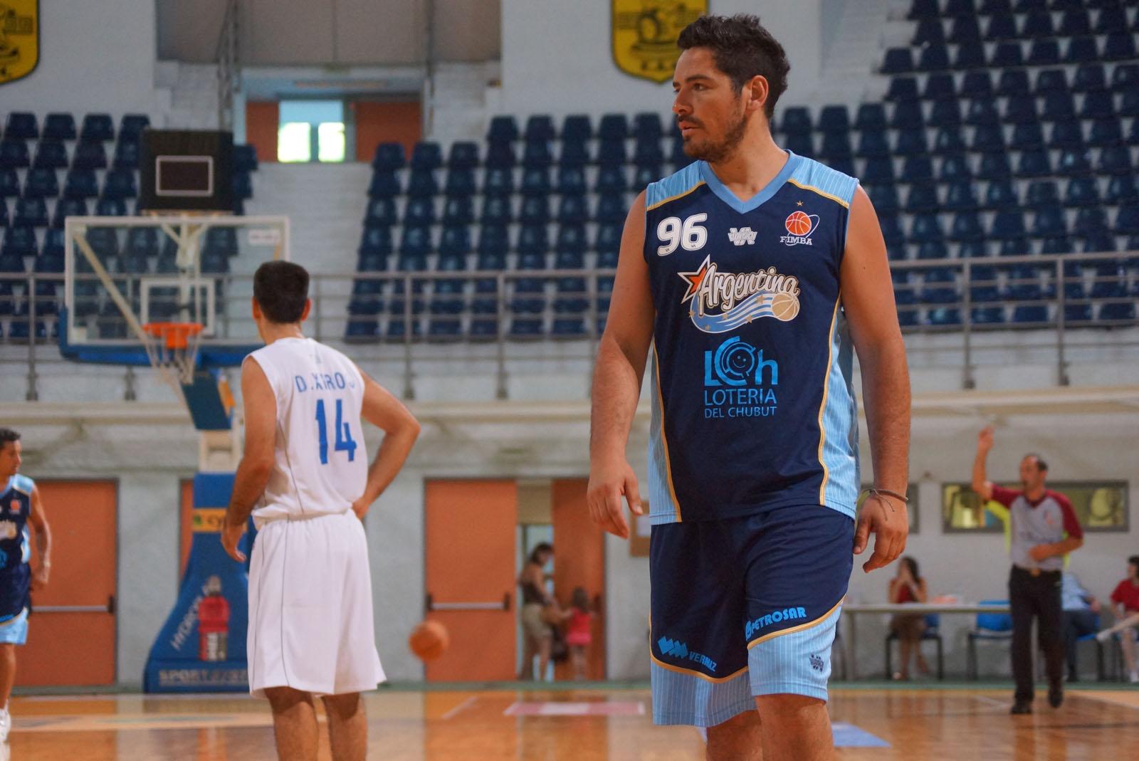 ALEXANDRION 1 | 35+M | VERIA WARRIORS GREECE C - ARGENTINA