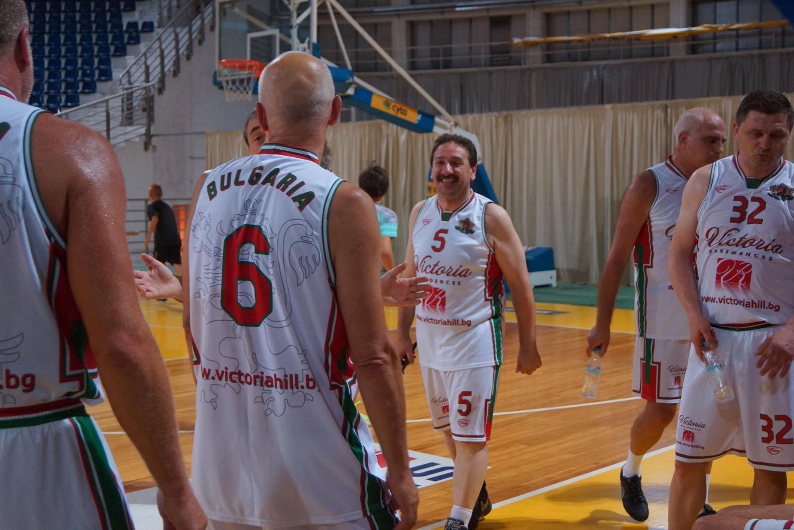 ALEXANDRION 1 | 45+M | BULGARIA - 45 AÑOS CHILE