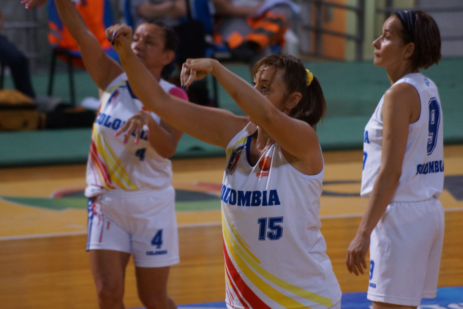 ALEXANDRION 1 | 40+F | COLOMBIA A - OTYE SEPSI ROMANIA
