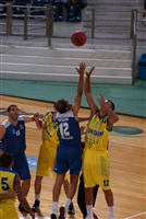 ALEXANDRION 1 UD KIEV UKRAINE A M40+ Vs THESSALONIKI GREECE B M40+