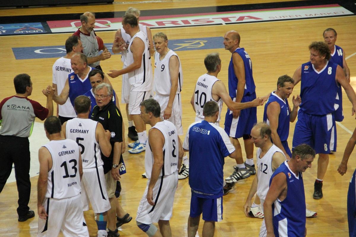 PAOK!1 | 55+M | GERMANY B - BPS CZECH REPUBLIC