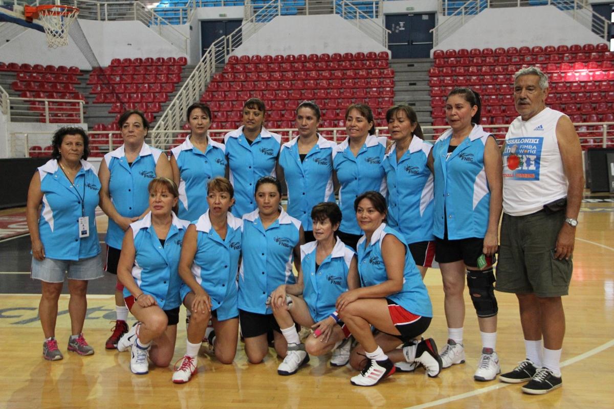 PAOK1 | 45+F | LADIES CZECH REPUBLIC - GUATEMALA