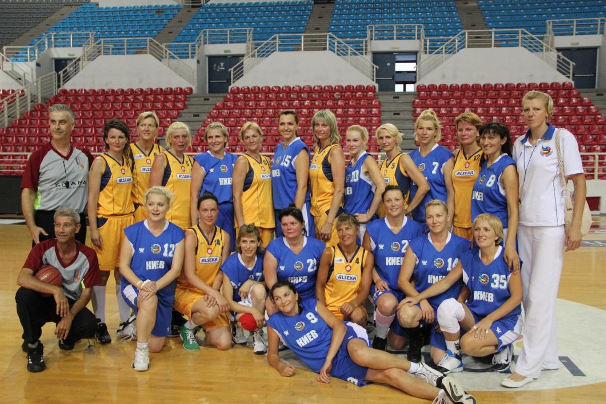 RKL LITHUANIA - LADIES LEGION UKRAINE