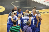 BRAZIL B VS THESSALONIKI GREECE