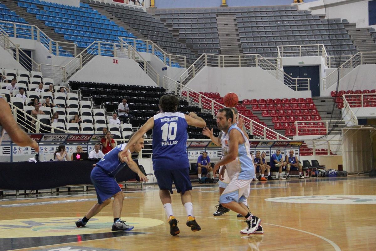PAOK1 | 45+M | ARGENTINA - THESSALONIKI GREECE B