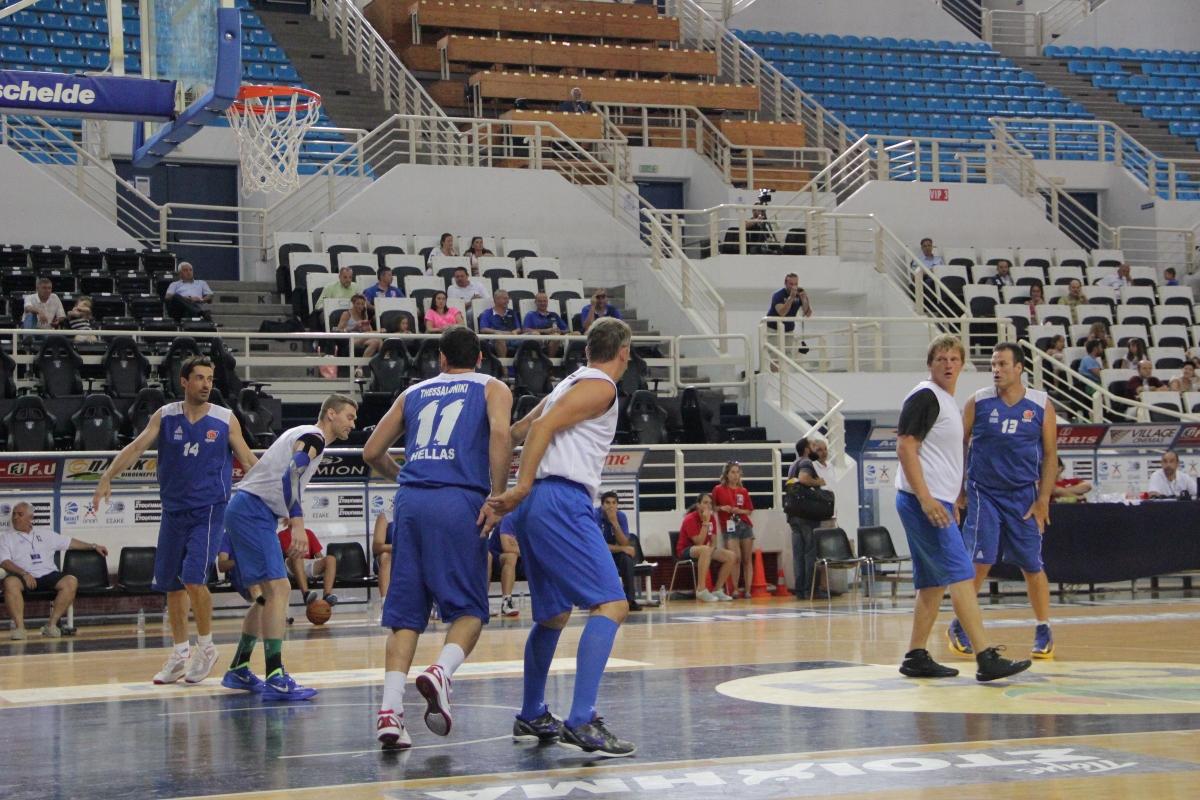 PAOK1 | 35+M | THESSALONIKI GREECE A - LATVIA