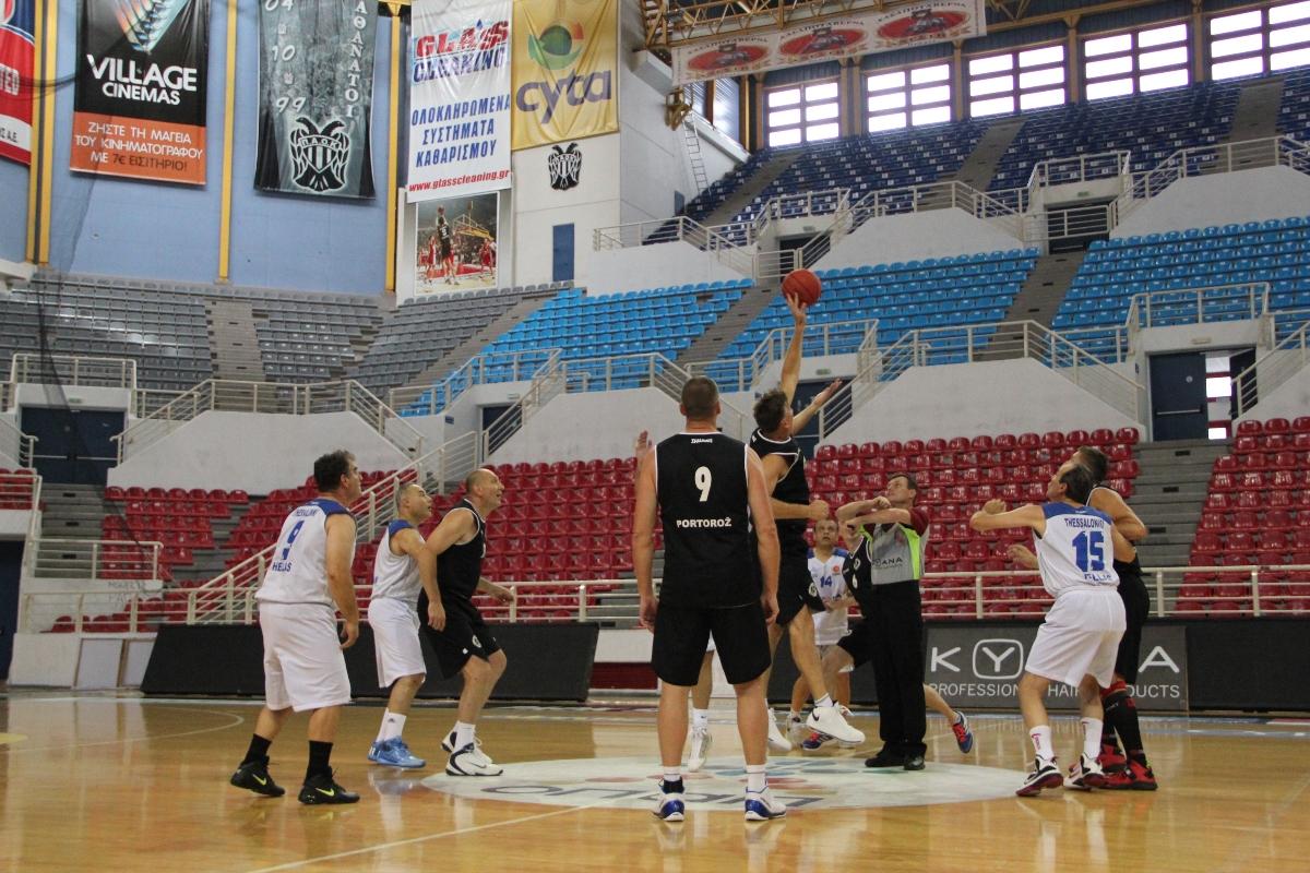 PAOK1 | 45+M | THESSALONIKI GREECE C - AIKEA PORTOROŽ SLOVENIA B