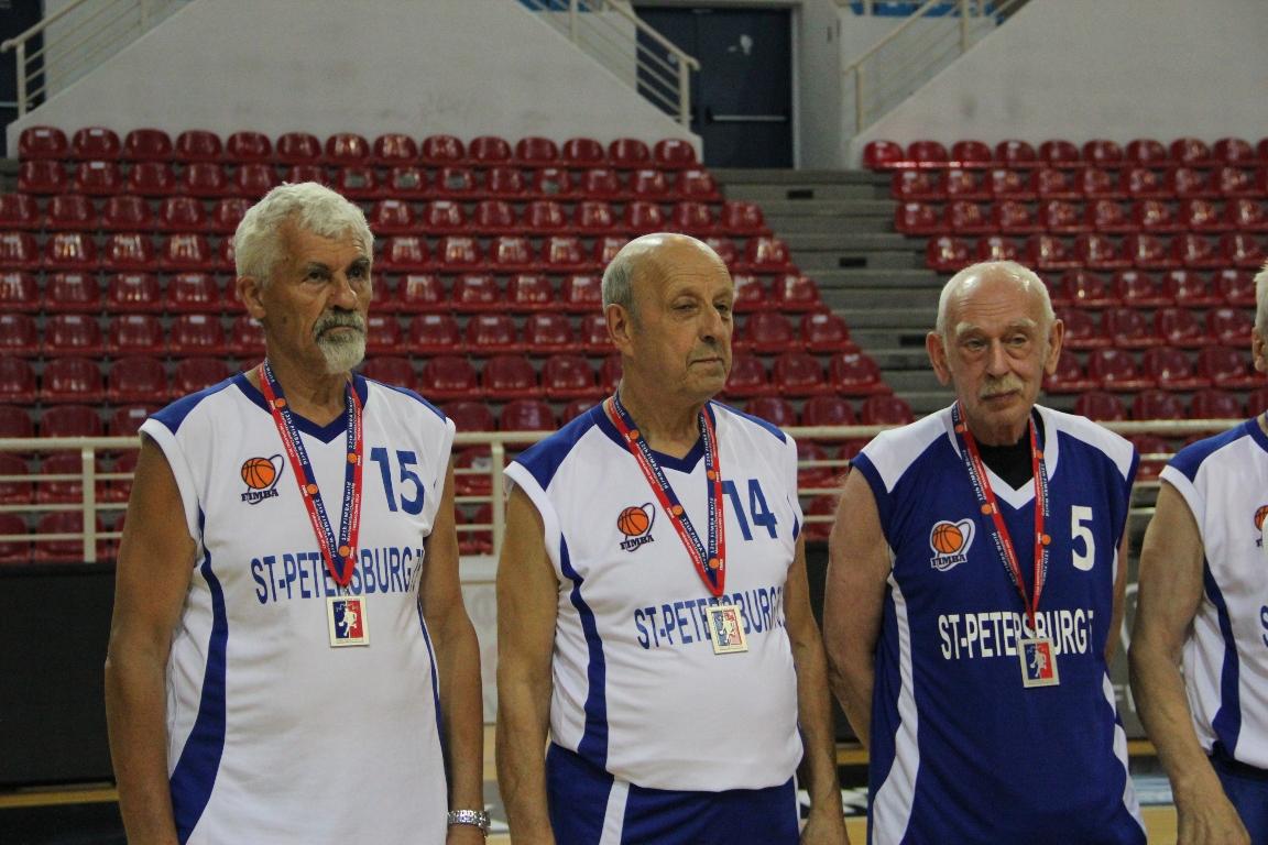 Medals 75+M