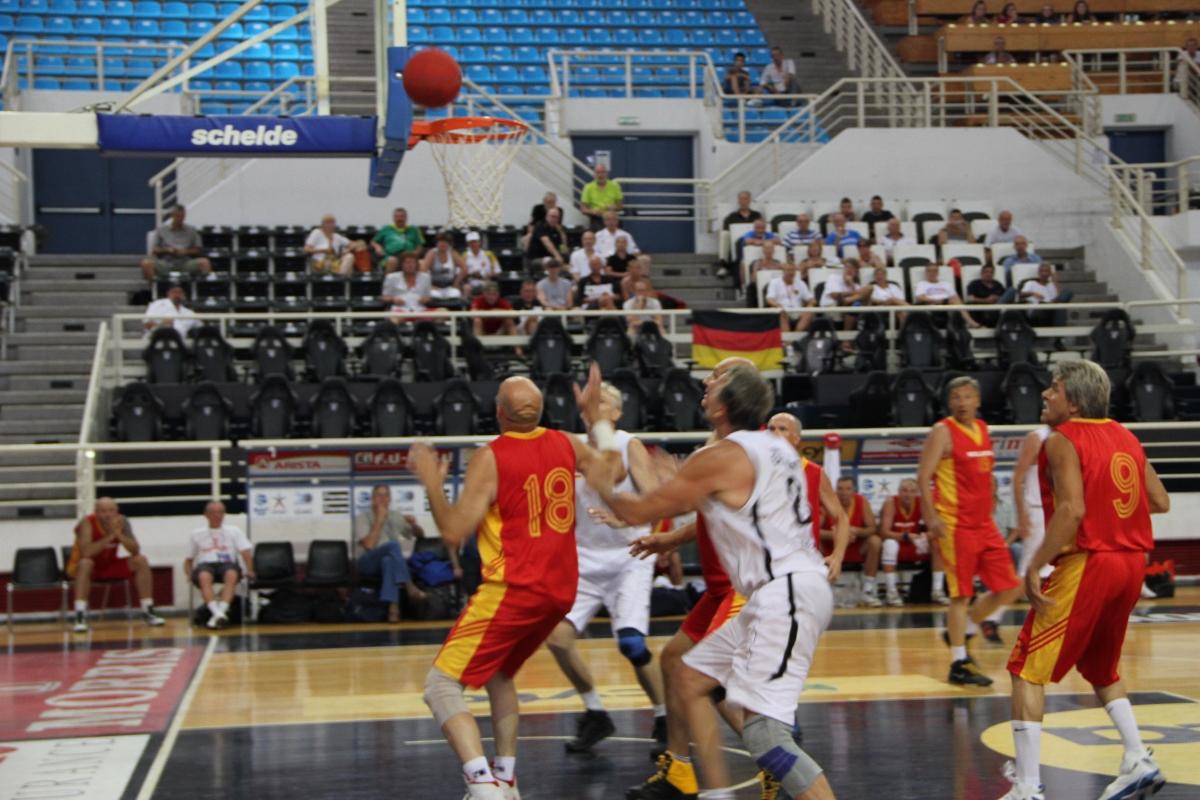 PAOK1|55+M| MOLDOVA - GERMANY B| Final