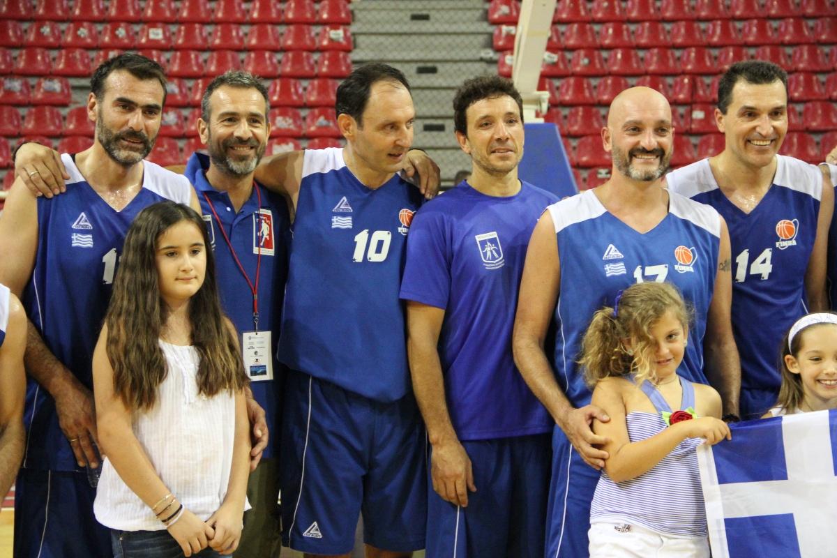 PAOK1|40+M| NAZIONALE ITALIA - THESSALONIKI GREECE A| Final