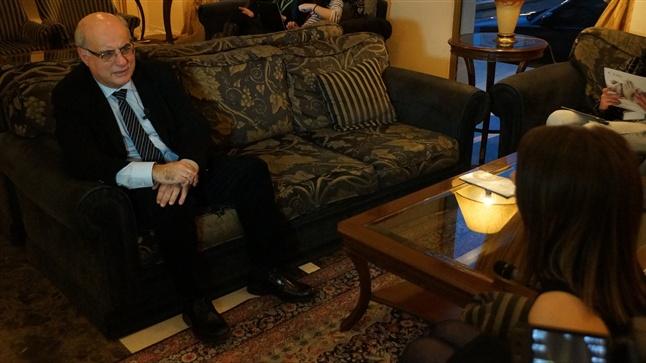 Εμμανουήλ Πάγκαλος Διαβητολόγος Γενικός Γραμματέας ΔΕΒΕ