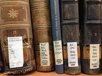 Σπάνιες συλλογές Βιβλίων