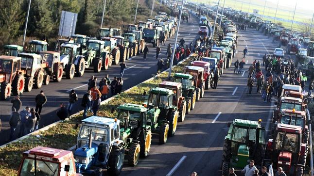 ΣΥΝΕΝΤΕΥΞΗ ΤΥΠΟΥ της Πανελλαδικής Επιτροπής Αγροτικών Μπλόκων...