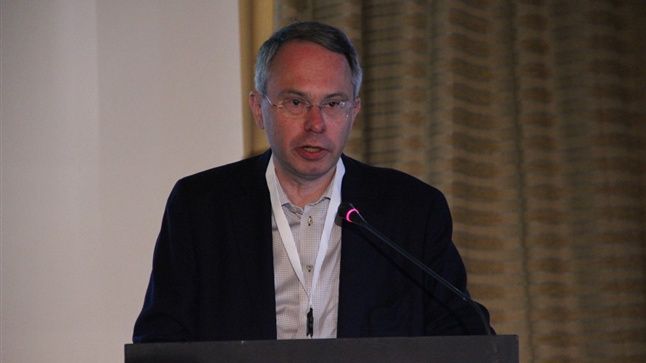Prof Seregard Stefan - President of European Society of Ophtalmology St Eriks Eye Hospital, Karolinska Institutet, Sweden