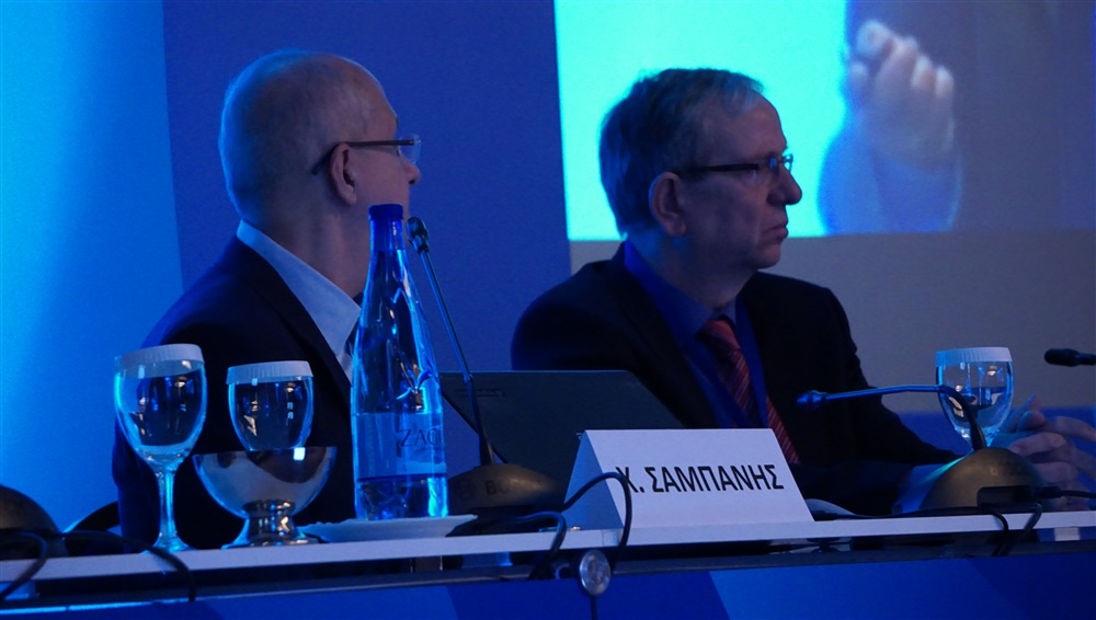 Δ.Ε.Β.Ε.   30o Επετειακό Πανελλήνιο Συνέδριο με Διεθνή Συμμετοχή