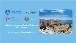 2nd Joint International Scientific Meeting: